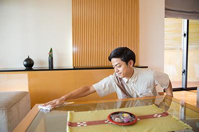 【パート/アルバイト募集】客室清掃・洗い場スタッフ募集